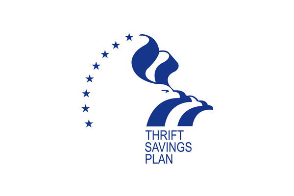 Thrift Savings Plan logo